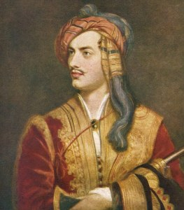 LORD BYRON/GREEK COSTUME