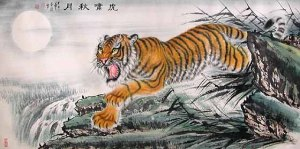 chinese-tiger-painting-T5830